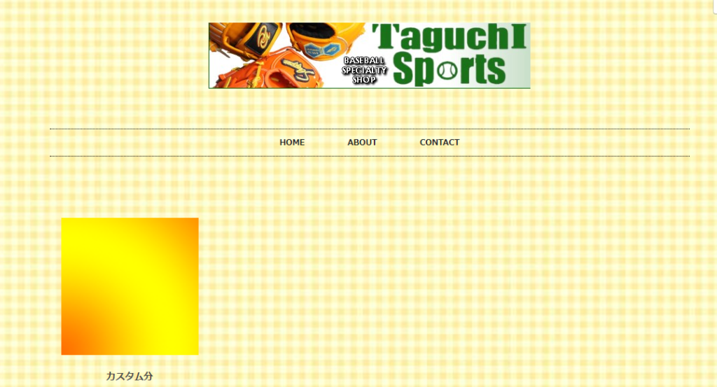 タグチスポーツ BASE店