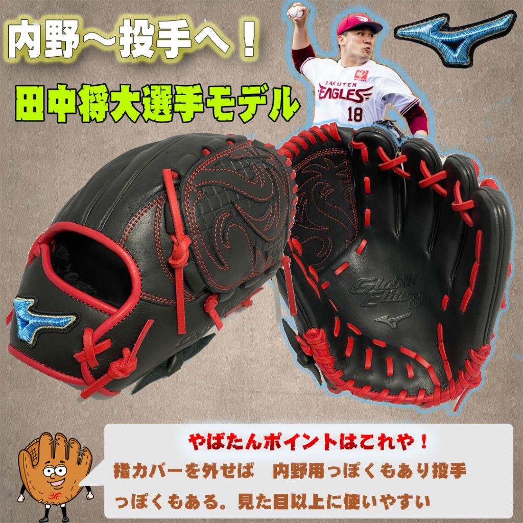 田中将大選手モデル